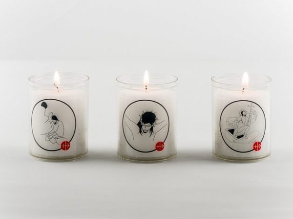 (Noveen)kaarsen